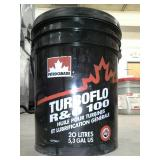 One Pail of Petro-Canada Turboflo R&O 100 Turbine/General Oil