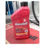 One Case of Kendall GT-1 Dexos 1 Full Synthetic 0W-20 Motor Oil