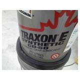 3 Pails of Petro-Canada Traxon E Synthetic CD-50 Synthetic Gear Lubricant