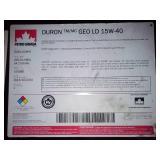 One Drum of Petro-Canada Duron Geo LD Premium Natural Gas Engine Oil 15W-40