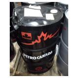 One Drum of Petro-Canada Hydrex AW 68 Hydraulic Oil