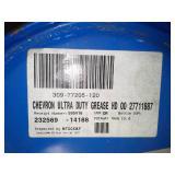 One Keg of Chevron Ultra-Duty HD 00 Industrial Grease