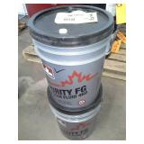 2 Pails of Petro-Canada Purity Food Grade (FG) EP Gear Fluid 460