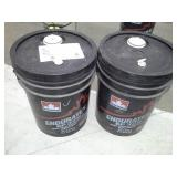 Two Pails of Petro-Canada Enduratex EP 320
