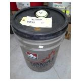 One Pail of Petro-Canada Traxon E Synthetic CD-50 Synthetic Lubricant
