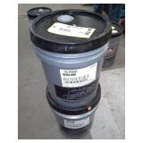 Two Pails of Lubriplate HO-2A ISO-100 HD Lube Oil