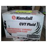 5 Cases of Kendall Continuously Variable Transmission Fluid Full Synthetic