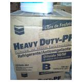 2 Cases of Chevron Heavy Duty Phosphate-Free Prediluted 50.50 Coolant/Antifreeze