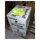 2 Cases of Kendall SAE 20W-50 4 Cycle Motorcycle Oil