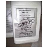 2 Quarts of Lubriplate AC-2 Air Compressor Oil