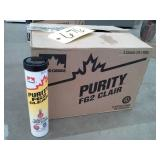 Three Cases of Petro-Canada Purity Food Grade (FG) 2 Clear Machinery Grease