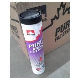 Three Cases of Petro-Canada Purity Food Grade (FG) 2 Extreme Machinery Grease