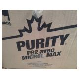 Twelve Cases of Petro-Canada Purity Food Grade (FG) 2 with Microl Max Machinery Grease