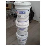 Three - 5 Gallon Pails of Condat Mecagreen 127