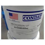Two - 5 Gallon Pails of Condat Mecagreen 127