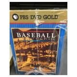 Ken Burns Baseball DVD Set