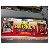 1990 Score NHL Card Set - In Factory Shrinkwrap