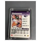 Jim Kleinsasser Rookie Card 46/78