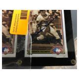 Autographed Harmon Killebrew Card Plaque 1,318/3,000