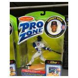 Four Pro Zone MLB Figurines