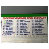 1984 Topps Super Baseball Card Set