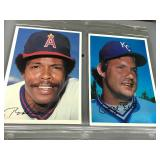 1981 Topps Photo Cards