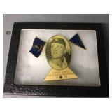 Vintage Roger Maris Roughrider Pin