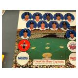 1995 Minnesota Twins Coca- Cola Player Cap Series