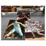 Three Minnesota Twins Photographs - Blyleven/Brunansky/Gagne