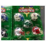 Riddell Pocket Pros - Complete Set