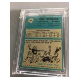 1964 Fran Tarkenton Card