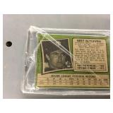 1971 Bert Blyleven Rookie Card