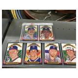 1985 Donruss Diamond Kings Oversize Card Set