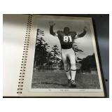 1960s Minnesota Vikings Photograph Album - Tarkenton/Eller