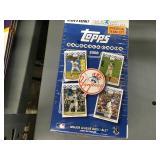 2008 Topps Yankee Team Card Set - Unopened