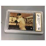 1994 Upper Deck G.M Mickey Mantle #5 Jersey Card 10 Mint