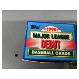 1990 Topps MLB Card Set & 2000 Pacific Card Set