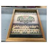 2002 Minnesota Twins American League Champions Photograph