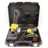 DeWalt DC720 18v Drill Driver w/ Flashlight