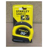 Stanley LeverLock Tape STHT in good condition