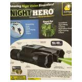 Night Vision 10x Binoculars in good condition
