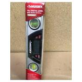 Husky 10 in. Multi-Function Standard Digital Level in good condition