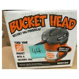 Bucket Head 5 Gal. 1.75-Peak HP Wet Dry Vac in good condition