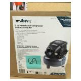 ANVIL 2G Pancake Air Compressor in good condition