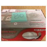 Lithonia Lighting 4 in. GU10 White Recessed Baffle Kit in good condition