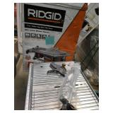 RIDGID 6.5 Amp Corded 7 in. Table Top Wet Tile Saw in good condition