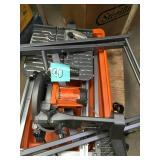 RIDGID 7 in. Tile Saw with Stand in good condition