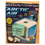 Arctic Air Space Cooler White not used