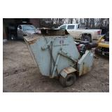 "Olathe Model 48 - 48"" Landscape/Lawn Dethatcher Sweeper"