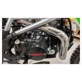 2017 Irbis 125R RSF Green & White Dirt Bike